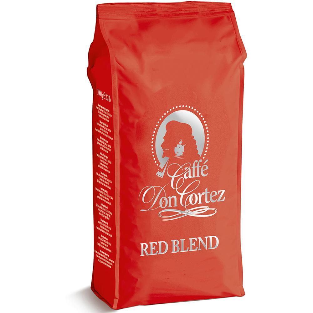 Кофе в зернах Don Cortez Red 1 кг