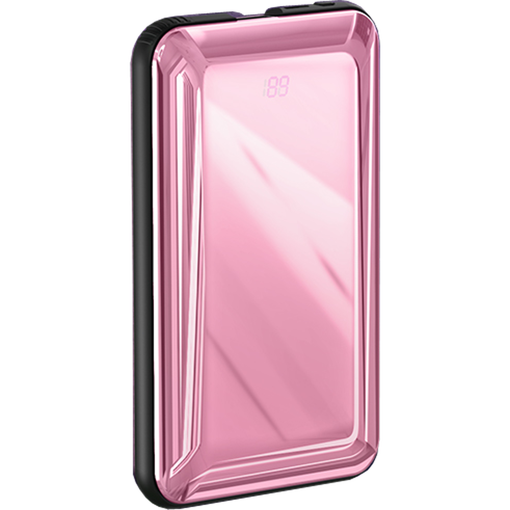 Фото - Внешний аккумулятор Usams US-CD107 8000mAh розовый внешний аккумулятор usams us cd123 5000mah черный