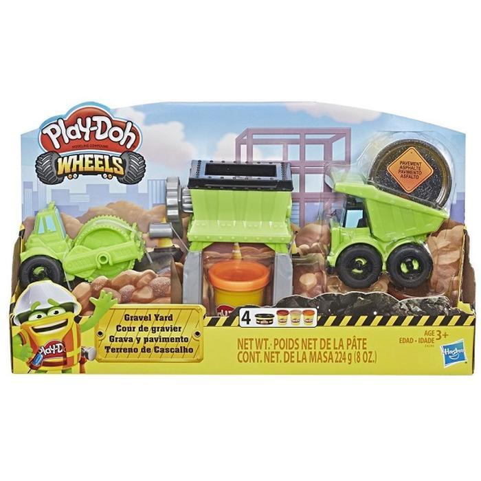 Игровой набор с пластилином Hasbro Play-Doh Веселая Стройка E4293