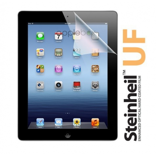 Защитная плёнка для iPad 2/The New iPad/iPad 4Gen SGP Steinheil UF Ultra Fine Premium LCD (SGP08854)