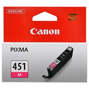 Фото - Картридж Canon CLI-451M Magenta для MG6340/MG5440/IP7240 картридж canon cli 451bk 6523b001 для canon pixma ip7240 mg6340 mg5440 черный