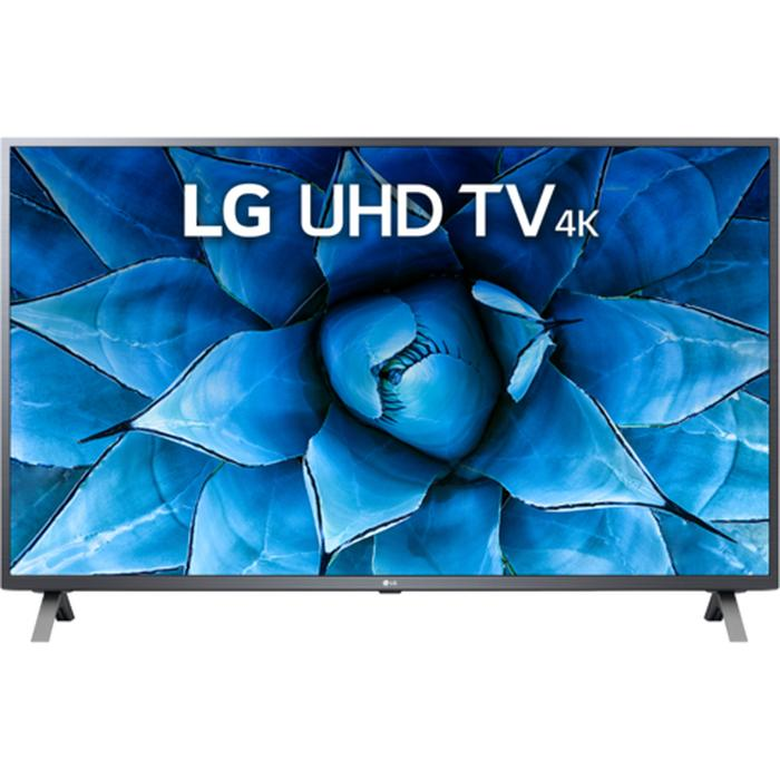 Телевизор 50 LG 50UN73506 (4K UHD 3840x2160, Smart TV) серый телевизор 65 samsung ue65tu8300u 4k uhd 3840x2160 smart tv изогнутый экран черный