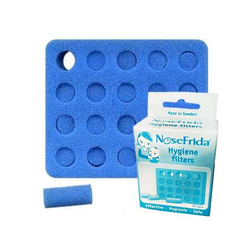 Аспиратор назальный Nosefrida Гигиенические фильтры к назальному аспиратору (20 шт)