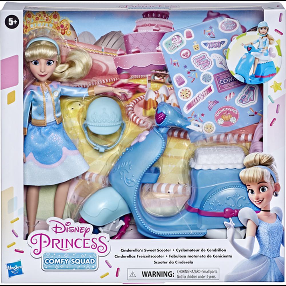 Hasbro Disney Princess Принцесса Дисней Комфи Скутер E89375L0