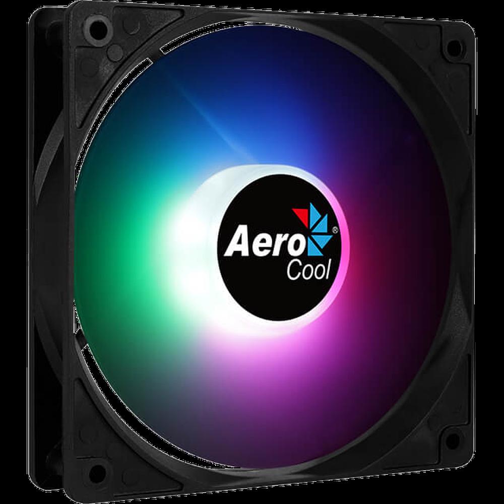 Вентилятор 120x120 Aerocool Frost 12 PWM RGB Ret