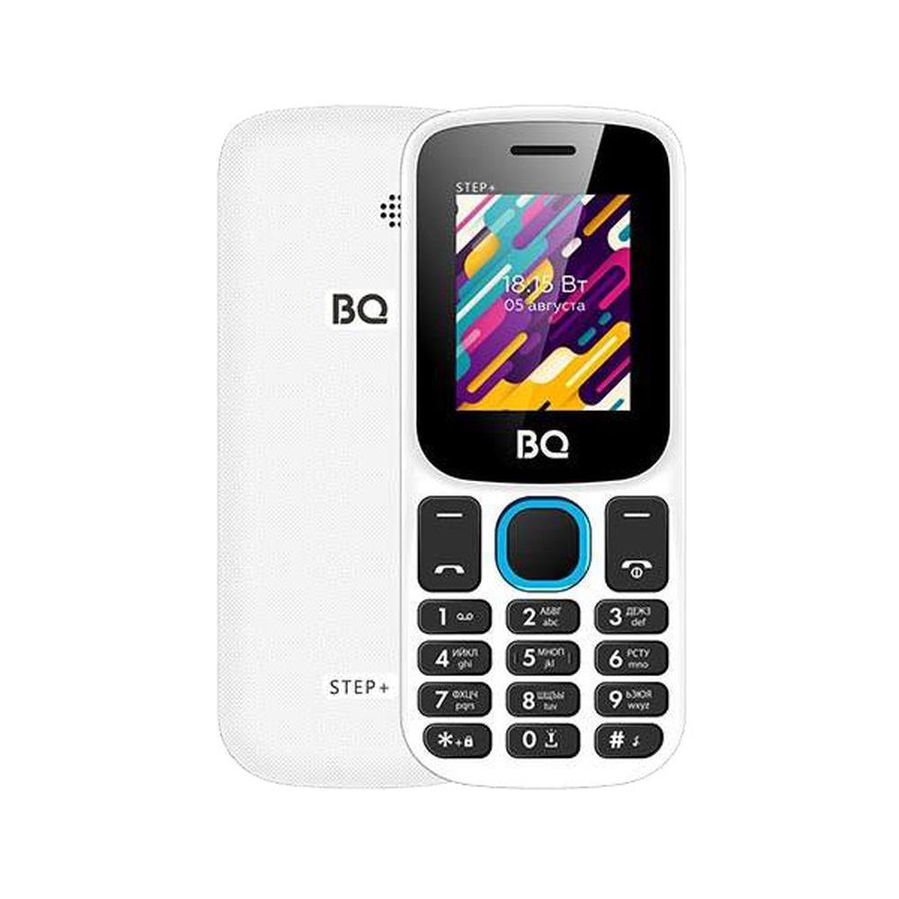 Мобильный телефон BQ Mobile BQ-1848 Step+ White/Blue планшет bq mobile bq 7083g blue