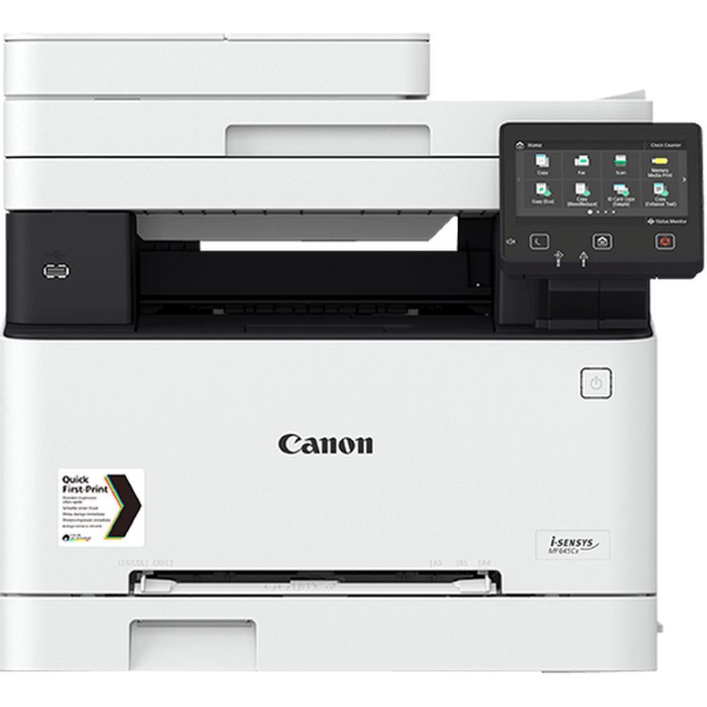 Фото - МФУ Canon i-SENSYS MF641Cw цветное А4 14ppm LAN WiFi мфу brother dcp l3550cdw цветное а4 18ppm с дуплексом автоподатчиком lan wifi