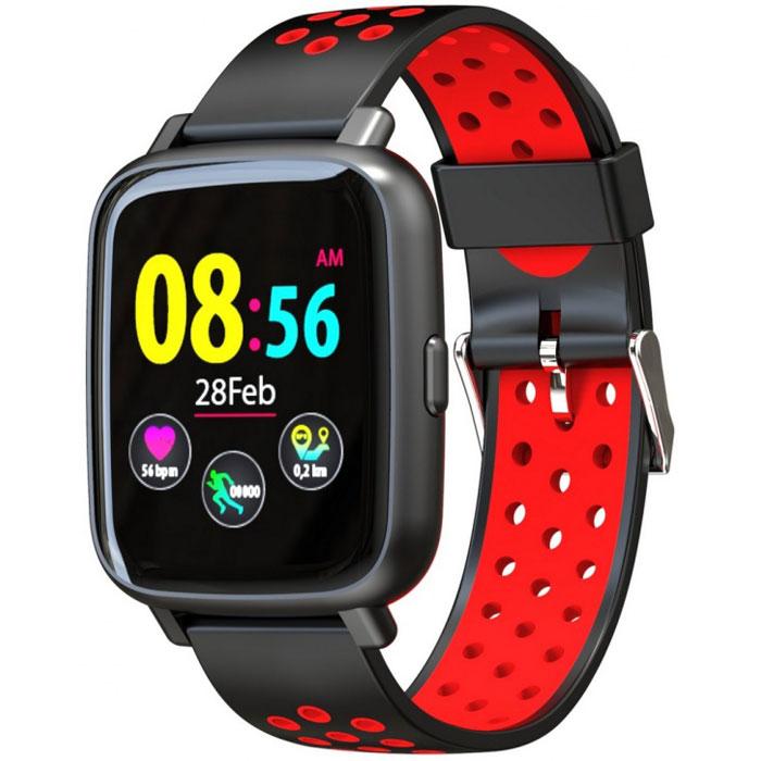 Умные часы Jet Sport SW-5 Red умные часы globus sw mi