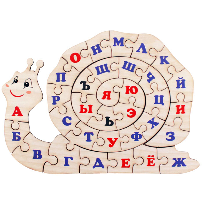 Мастер игрушек Алфавит русский