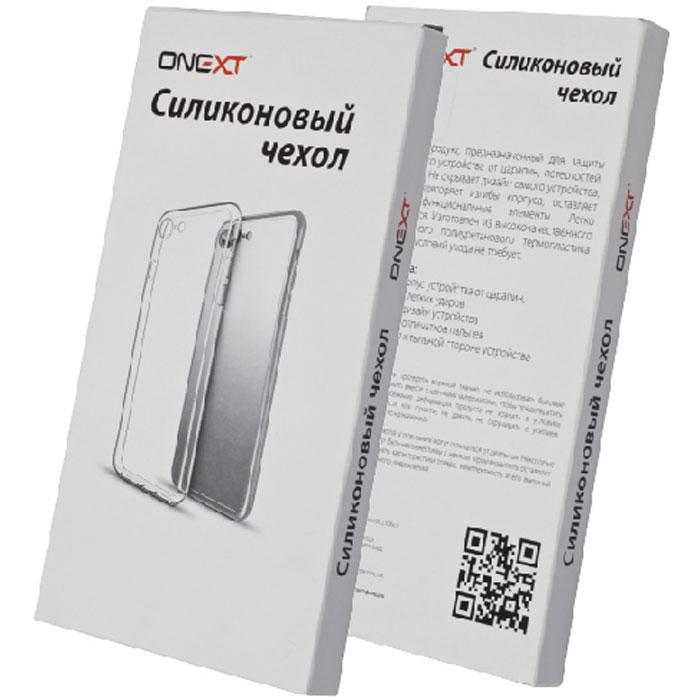 Чехол для Honor 8C Onext прозрачный