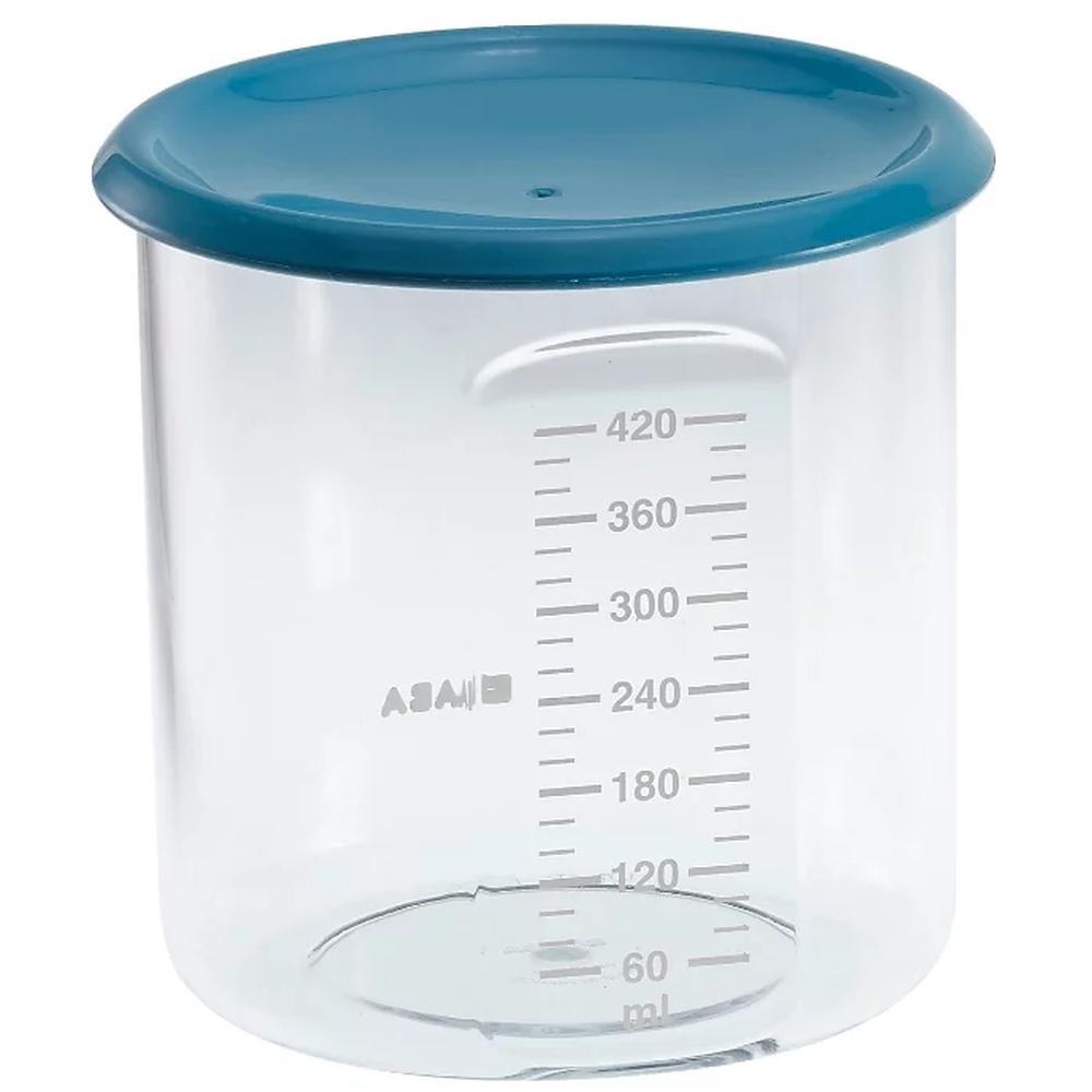 Контейнер для хранения Beaba Maxi + Potrion 420 ml Tritan L Blue недорого