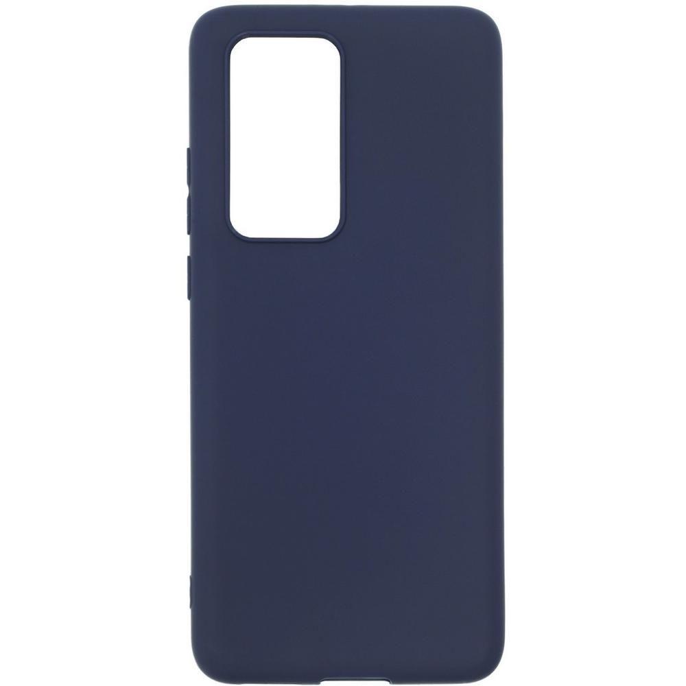 Чехол для Huawei P40 Pro Zibelino Soft Matte синий