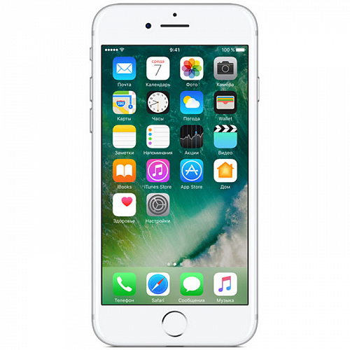 Смартфон Apple iPhone 7 256GB Silver (MN982RU/A)