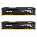 Модуль памяти DIMM 8Gb 2х4Gb DDR4 PC17000 2133MHz Kingston HyperX Fury Black Series (HX421C14FBK2/8)