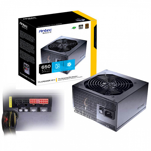 Блок питания 650W Antec TruePower New TP-650