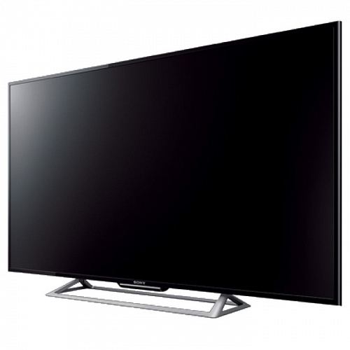 "Телевизор 40"" Sony KDL-40R553C (Full HD 1920x1080, Smart TV, USB, HDMI, Wi-Fi) чёрный/серебристый"