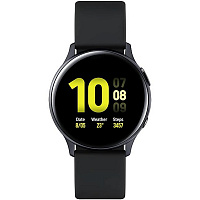 Умные часы Samsung Galaxy Watch Active2 алюминий (40mm) Black