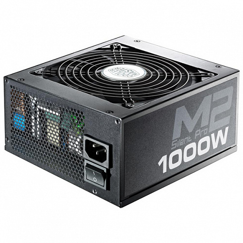 Корпус 1000W P4 Cooler Master Silent Pro M2 RS-A00-SPM2D3