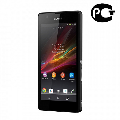 Смартфон Sony C5503 Xperia ZR Black