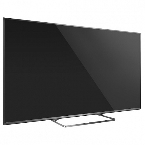 "Телевизор 40"" Panasonic TX-40CXR700 (4K UHD 3840x2160, 3D, Smart TV, USB, HDMI, Bluetooth, Wi-Fi) серый"