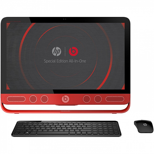 "Моноблок HP 23-n050nr 23"" Touch Core i7 4785T/12Gb/1Tb+8Gb SSD/Kb+m/Win8.1"