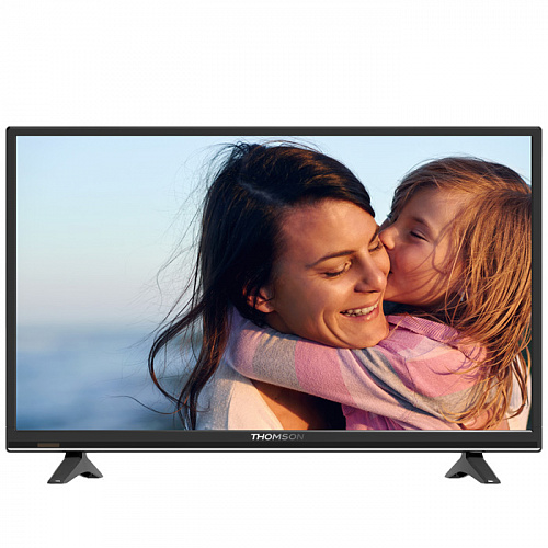 "Телевизор 28"" Thomson T28D15DH-01B (HD 1366x768, USB, HDMI) черный"