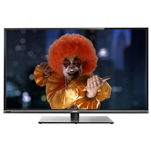 "Телевизор 32"" Mystery MTV-3225LT2 (HD 1366x768, USB, HDMI) черный"