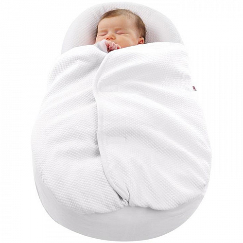 Одеяло для Cocoonababy Quilted CocoonaCover White