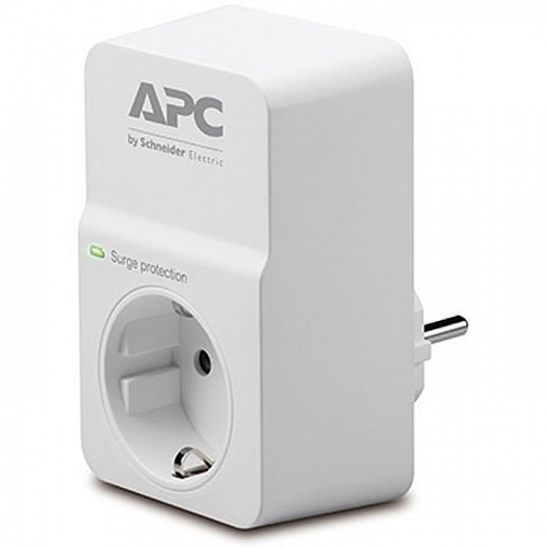 Сетевой фильтр APC by Schneider Electric Surge Arrest PM1W-RS Essential