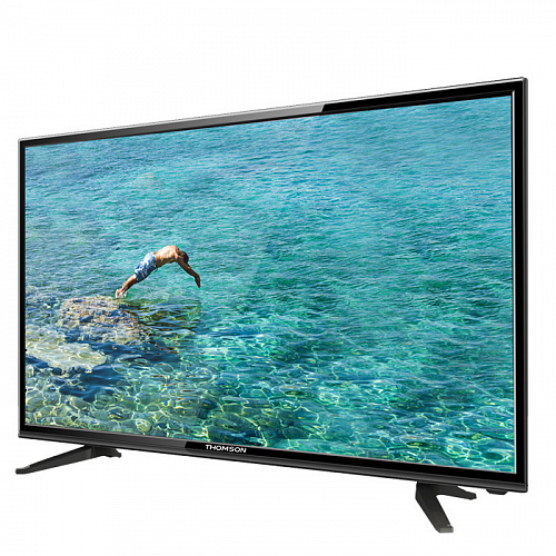 "Телевизор 32"" Thomson T32D20DH-01B (HD 1366x768, USB, HDMI) черный"