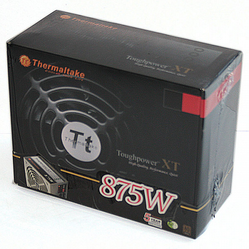 Блок питания 875W Thermaltake Toughpower XT TPX-875M