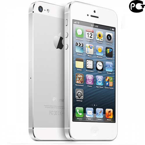 Смартфон Apple iPhone 5 64GB White Silver MD664RR