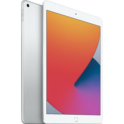 Планшет Apple iPad (2020) 128Gb Wi-Fi Silver (MYLE2RU/A)