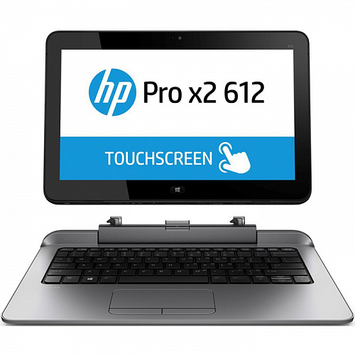 "Планшет HP Pro X2 612 F1P91EA Core i5-4202Y/4Gb/128Gb SSD/ 12.5"" Touch/Cam/3G/Win8.1Pro with Keyboard"