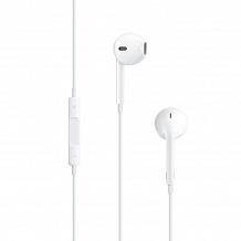 Гарнитура Apple EarPods with Remote and Mic White