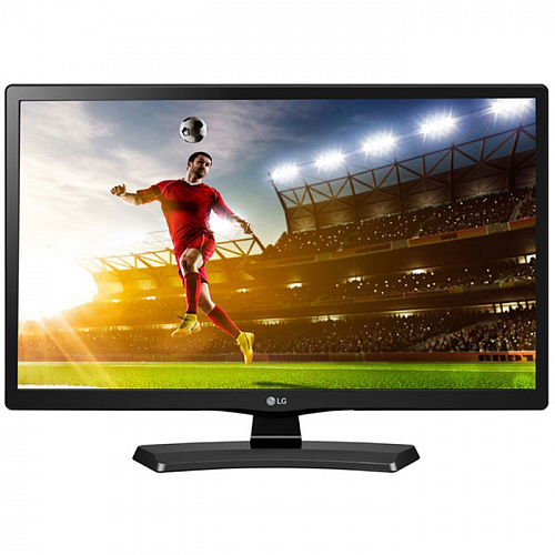 "Телевизор 20"" LG 20MT48VF-PZ (HD 1366x768, USB, HDMI) черный"