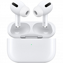 Bluetooth гарнитура Apple AirPods Pro with Wireless Charging Case MWP22RU/A