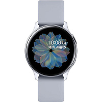 Умные часы Samsung Galaxy Watch Active2 алюминий (40mm) Silver