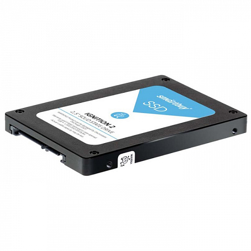 Внутренний SSD-накопитель 120Gb Smartbuy Ignition 2 SB120GB-IGNT-25SAT3 SATA3 2.5""