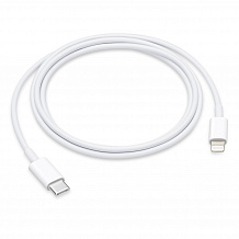 Кабель для Apple Lightning на USB-C, Apple MX0K2ZM/A 1м original
