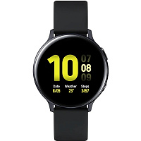 Умные часы Samsung Galaxy Watch Active2 алюминий (44mm) Black