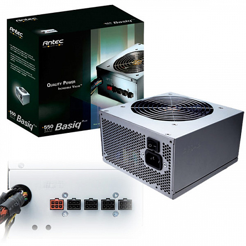 Блок питания 550W Antec Basiq BP550Plus
